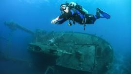 Wreck diving easydivers scuba diving albufeira algarve